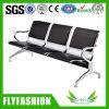 Metal da alta qualidade e de couro do plutônio cadeira de espera (OF-46)
