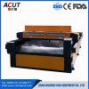Preço de madeira da máquina de estaca do laser e máquina de gravura da madeira compensada