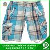 Casual Sport (VI-017)를 위한 100%Cotton Men Cargo Short Pants