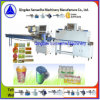 SWC-590 Swd-2000 Bouteilles à boisson automatique Shrink Packing Machine