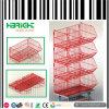 5 Reihe-Waren-Zahnstange für Supermarkt