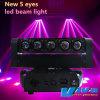 5X10W diodo emissor de luz Moving Head do CREE RGBW 4in1 (QC-LM077)
