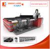 Machine de découpage de laser de fibre de précision de pipe en métal