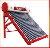 Calentador de agua solar del tubo de vacío