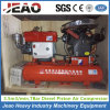 짐바브웨 Gold Mining를 위한 휴대용 Small Diesel Mining Air Compressor Uesd