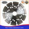 Lâmina de serra: lâmina de serra soldada laser de 125mm para o concreto