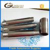 Entrerroscas sanitarias de la instalación de tuberías de la cuerda de rosca del acero inoxidable