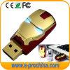 Pas de Aandrijving van de Flits van Ironman USB van het Embleem voor PromotieGift (ED197) aan