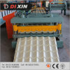 Dx 1100は機械中国の製造業者2015年を形作るタイルロールを艶をかけた