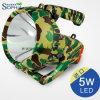 LED-Taschenlampe, nachfüllbare Recherche-Leuchte, Militärleuchte, LED-grelle Leuchte, Leuchte LED-Partrol, LED-Notleuchte