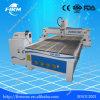 Woodworking que processa a estaca da gravura de madeira do router do CNC que cinzela a máquina