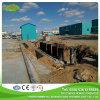 Tratamiento de aguas residuales combinado Ug para desalojar las aguas residuales de la fabricación de papel