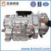 중국에 있는 ODM에 의하여 기계로 가공되는 짜기 주조 알루미늄 제품 공장