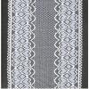 Белая ткань шнурка вязания крючком/водорастворимое уравновешивание шнурка