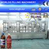 Автоматические 4 в 1 машине завалки сатурированного сока бутылки (DCCGF32-32-32-10)