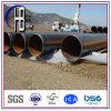 3 capas de polietileno anti-corrosión de tubería de acero con alta calidad