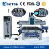 Falegnameria di CNC di Atc con l'asse di rotazione cambiante dello strumento automatico