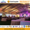 광저우 Big Marquee Tent, 500people Waterproofing (L-30X40)를 위한 Large Festival Event Wedding Exhibition Tent