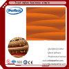 Comitato di parete acustico materiale della fibra di poliestere 3D della decorazione insonorizzata calda di vendita