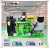 La fábrica 60kVA 750 KVA Cummins del OEM acciona el generador eléctrico del gas