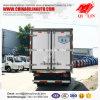 アイスクリームの輸送のための移動式冷却装置容器のトラック