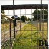 Сваренная гальванизированная загородка скотин провода