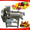 Machine van de Trekker Juicer van de Trekker van het Sap van de Gember van het Fruit van het roestvrij staal de Oranje