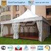 10X10 Luxury Aluminum Frame Wedding Tent Decorative Linings para Sale (ZD-1010)
