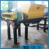 Meubles uniaxiaux de pipe en plastique de mitraille/en bois/pneu/Foam/PVC machine multifonctionnelle matérielle de défibreur/vieux