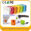6개의 색깔 소형 정연한 Boombox 진동 스피커 시스템