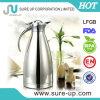 2014 heißer Sale Double Wall Edelstahl Coffee Pot /Water Jug für Drinkware (JSUI)