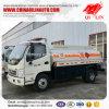 De Tankwagen van de Diesel van de Capaciteit van Foton 4X2 5000L