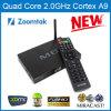 De nieuwe Doos van TV van de Aankomst Androïde met Amlogics802and Dubbele Band WiFi