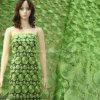 Dress Fabric Poly Yarn女性巻く刺繍の織物は自由にスタイルを作る