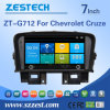 Navegación de la radio de coche de Zestech DVD GPS para Chevrolet Cruze
