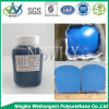 Goma azul del color para los productos Tdi del poliuretano