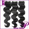 2013熱い販売の完全なクチクラのバージンのマレーシアの毛の織り方
