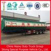 De Semi Aanhangwagen van de Olietanker/De Aanhangwagen van de Vrachtwagen van de Tanker van de Stookolie