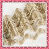 Фабрика Sale бразильское Hair Weft Light Color Deep Wave 18inches