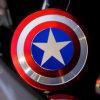 Juguetes del héroe estupendo del hilandero de la persona agitada del blindaje de capitán América