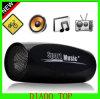 마이크로 SD Car/U-Disk/FM 라디오 iPhone/iPod 음악 플레이어를 위한 스포츠 자전거 MP3
