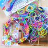 Цветастое Loom Bands DIY Rubber Bands Refill для Kids Gift, 140905095028