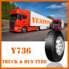 Truck Tyre, (11R22.5, 12R22.5) , Radial Dump Truck Tyre