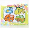 반지 교육 장난감을 출렁거리는 아기 소통량 가르랑거리는 소리 플라스틱 선물