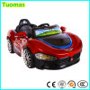 Kind-elektrische Fahrt auf Spielzeug-Auto mit Musik