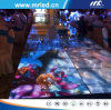 LED Dance Floor Wird für Wedding Aisle