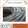 Tuyau renforcé de PVC de câble par acier