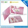 4.3 pulgadas LCD Tarjetas de Video Tarjetas de decoración de la boda, regalo