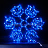 LED tweede Snowflake Motif Light