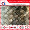 Plaque en acier Checkered inoxidable du Ba 304